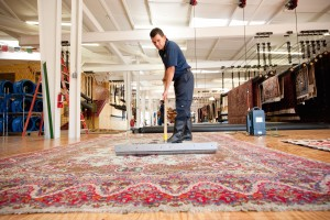 Oriental Area Rug Cleaning Services