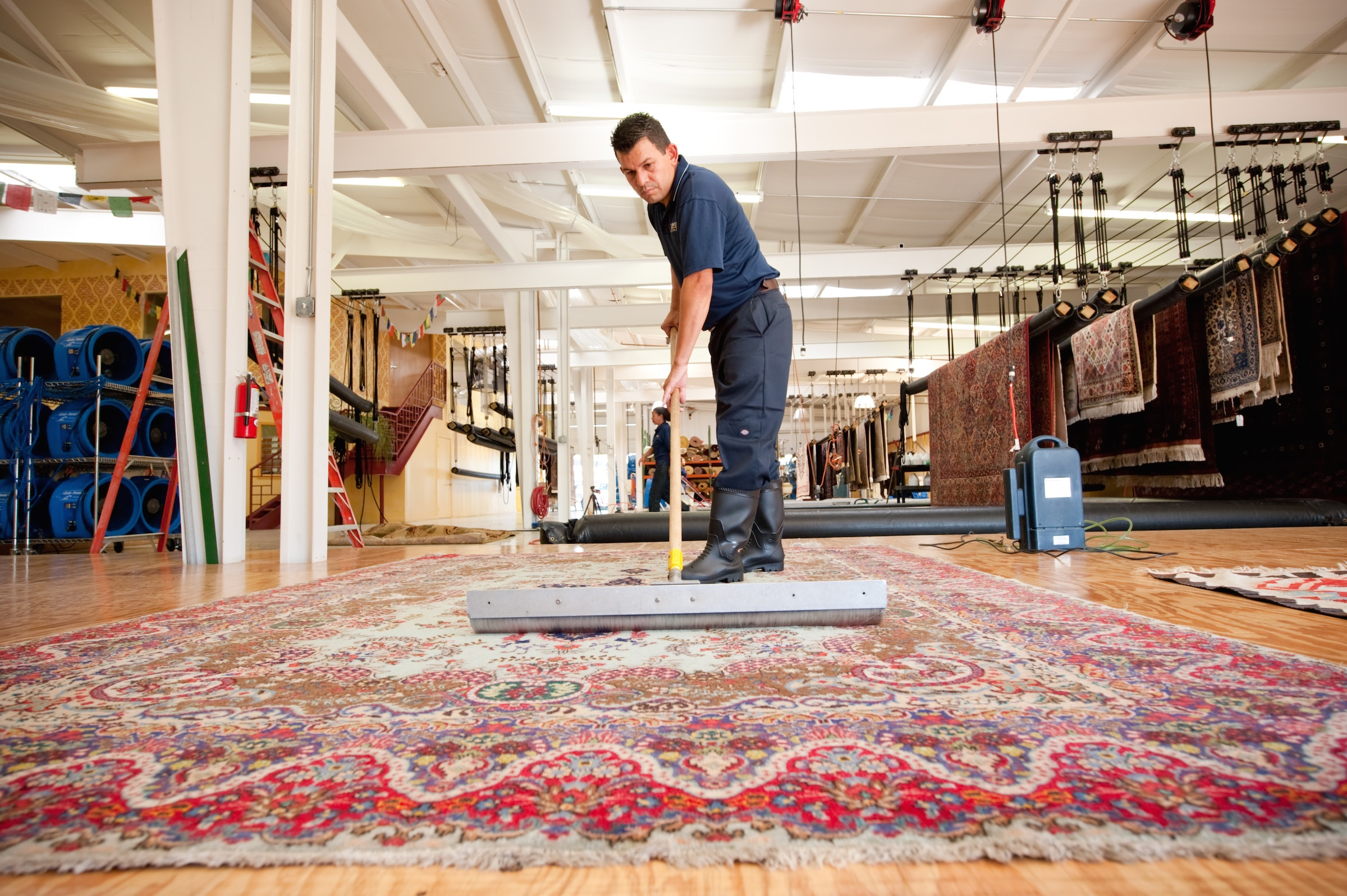 Oriental Area Rug Cleaning Services In Corvallis Albany Or